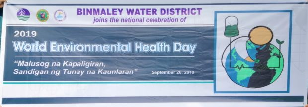 2019 Word Environmental Health Day
