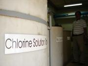 Chlorine Storage Room