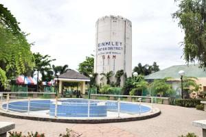 Poblaction Concrete Reservoir